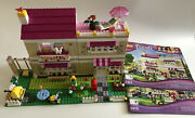 Lego Friends 3315 Olivia's House W/ Instructions And Minifigures