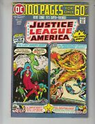 Justice League Of America 115 Vf+ 8.5 2/75 100 Pages Martian Manhunter