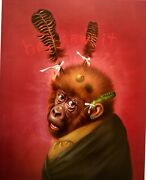 Donald Roller Wilson He Saw It - Catalog Lithograph--signed Dated Numbered