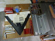 Troy-bilt V-sweep Cultivator Attachment Tow Hitch Hiller Wing Furrower Horse