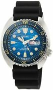 Seiko Watch Prospex Mechanical Save The Ocean Turtle Divers Sbdy047 Men's F/s