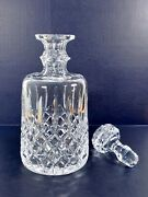 Waterford Irish Crystal Kelsey Spirit Decanter With Stopper