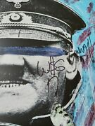 Westside Gunn - Hitler On Steroids Red Vinyl Signed Autographed Daupe Conway