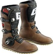 Gaerne 2522-013-010 Balance Motorcycle Boots 10 Oiled Brown