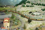 Micro-trains Line Mtl Great Northern F7 A/b And Empire Builder Passenger Train Ln