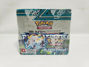 Pokemon Tcg Black And White Plasma Freeze Booster Box 36 Packs And Factory Sealed