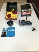 Vintage European Mitchell 410 Special Spinning Reel New In Box