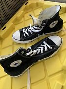Vintage Chuck Taylors Sz 11 Vintage Converse Black White Need Cleaning😇✅💯