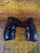 Craig Spegel Made Grips For Smith And Wesson N Frame Round Butt Boot Grips Combat