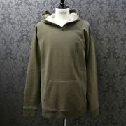 Chrome Hearts Chromehearts Logo Embroidery Hoodie Dagger Xl Size Secondhand
