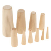 Assorted Soft Emergency Wooden Conical Waterproof Plugs For Boats Emergency