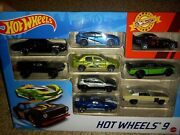 ×2 Hot Wheels Fast And Furious 9pack Original Cars 2 Fast 2 Furious + Others