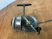Vintage Airex Lionel Mastereel Fishing Fish Reel Spinning Antique Bache Spin