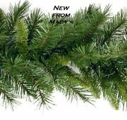 National Tree Company Artificial Christmas Garland   Winchester Pine - 9 Ft
