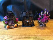 Bath And Body Works Haunted House And Candelabra Projectors Wallflowers Nwt
