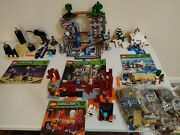 Lego Minecraft Sets Incomplete - 21102,21105,21107,21113,21115,21117,21118,211