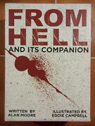 From Hell And It's Companion - 2-volume Slipcase Set Alan Moore And Eddie Campbell