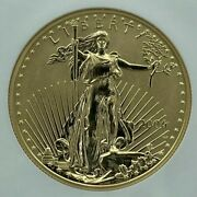 2006-w Reverse Proof 50 Gold Eagle 20th Anniversary Ngc Pf69 No Reserve