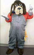 """Vintage Puppet Productions Ministry Costume """"rovercomer"""" From Willie George"""