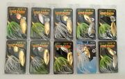 10 War Eagle 1/2 Oz Spinnerbaits Fishing Lures Lot Of 10