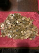 Wheat Pennies Only. Over 1.000. Look What I Found. Wheat Pennies1909 To 1958