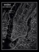 Art-print-new-york-1895-map-42x56in-b-and-w-black-and-white-antiques-engravings-