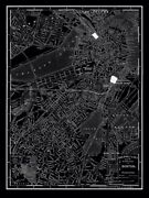 Art-print-boston-1895-map-42x56in-b-and-w-black-and-white-antiques-engravings-