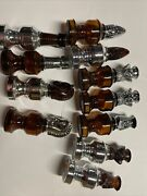 Avon Bottles Chess Set Of 11 Collectibles