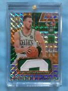 18-19 Spectra Gordon Hayward Limited To Pieces Patch Card
