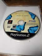 Rule Of Rose - Us Version - Ps2 Playstation 2 - Disc Only - Great Condition