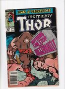 Thor 1962 411 Newsstand 4.0-vg 1475191 1st Appearance New Warriors C...