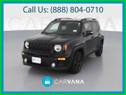 2019 Jeep Renegade Altitude Sport Utility 4d Alloy Wheels Cruise Control Electronic Stability Control Power Windows Abs