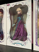Elsa And Anna 2 Disney Store Exclusive Dolls 1 Of 5000 Never Opened First Lot