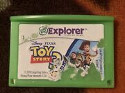 Leapfrog Leapster Explorer Game Cartridge Toy Story 3 Leap Pad 2 3 Gs Xdi Ultra