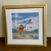 Disney Winnie The Pooh Cel Anime Limited Edition Spring Summer Autumn And