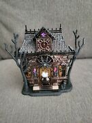 Bath And Body Workshalloween Haunted House Projectorwitchwallflower Plug-in