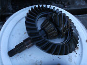 1962 - 1969 Ford 7 1/4 7.25 6 Cyl Rear End 3.501 Gear Ratio Ring And Pinion Set