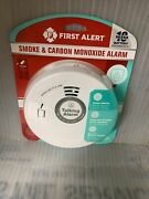 First Alert Smoke Fire And Carbon Monoxide Alarm With Voice Location 1039871