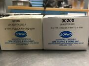 Sopko Grinding Wheel Adapters 0200. Qty. 30 And Misc Tooling