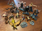 Disney Walden Chronicles Of Narnia Figures Lot Of 12