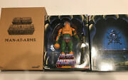 Masters Of The Universe Classics Filmstion Man At Arms