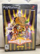 Monster Rancher Evo Sony Playstation 2, 2006 Ps2  Brand New Sealed