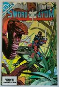 Sword Of The Atom 1, 2, 3, And 4 Dc 1983 Mini-series Nos 4-book Lot Bronze Age
