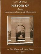 A History Of Army Communications And Electronics At Fort Monmouth, New Jersey