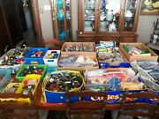 Lego 220 Minifigs And 1000+ Accessories Harry Potter Star Wars Marvel Dc