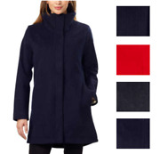 New Pendleton Womenand039s Water Resistant Cascade Wool Campbell Coat Jacket Variety