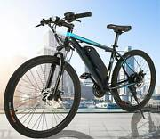 A+26 Electric Bike Mountain Bicycle Damping Ebikeshimano 21speed Shifter Style