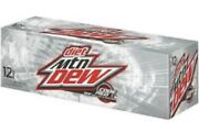 1x 12oz Can Mountain Dew Diet Code Red 12pk
