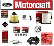 Motorcraft Tune Up Kit 1997-1998 Ford Expedition 4.6l V8 Spark Plug Wire Wr5934
