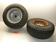 Massey Ferguson Mf-1650 Mf-1450 Tractor Good Year 16x6.50-8 Front Tires And Rims